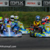 Crash in last race took podium chances for Nick during the Euro Trophy